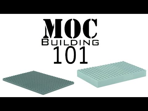 MOC Building 101: Floor Structure