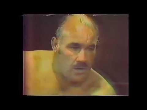 Steve Keirn Vs Rocket Monroe. Columbus Championship Wrestling. Georgia 1979