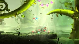 Rayman Legends - Toad Story Official Gameplay Footage  [UK]