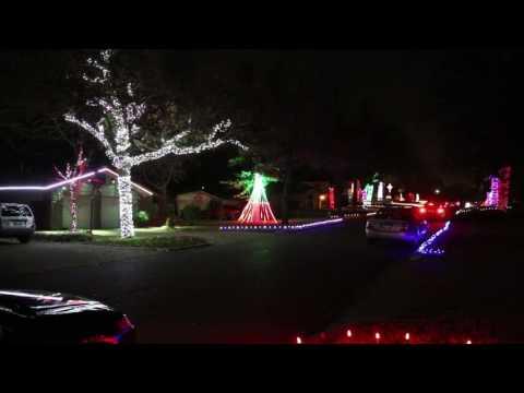 Markwell Lights - 2016 JingleBells