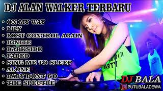 DJ FUNKOT ON MY WAY - ALAN WALKER ( HOUSE MUSIC REMIX )