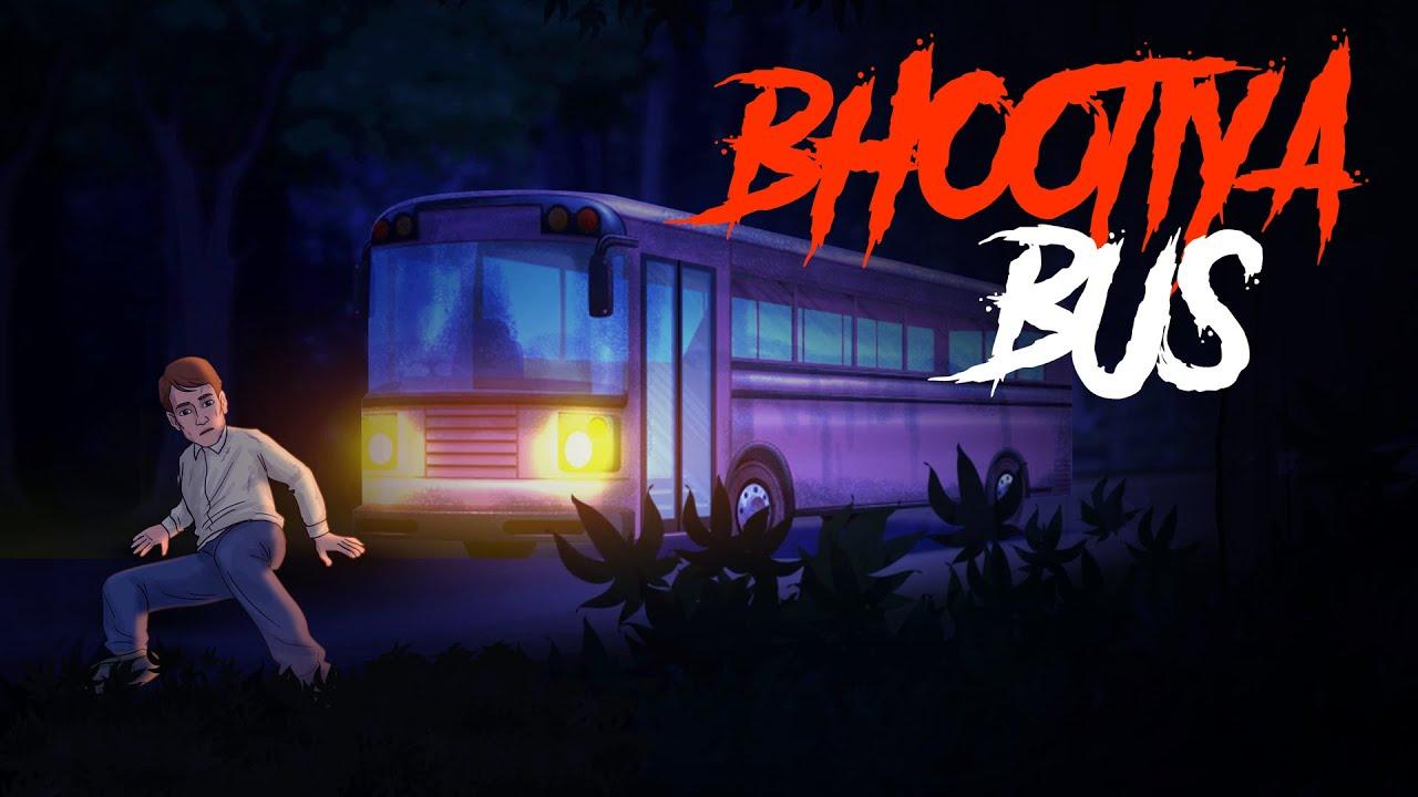 Bhootiya Bus | Horror Stories In Hindi | भूतिया बस | Khooni Monday E121 🔥🔥🔥