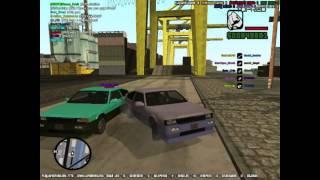 MTA VS SAMP ( GTA SA Online)