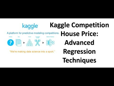 Kaggle Competition - House Prices: Advanced Regression Techniques Part1