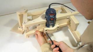 Building The 3-d Pantograph