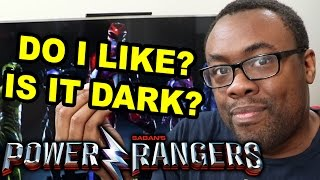 POWER RANGERS MOVIE - Do I Like It? Is It