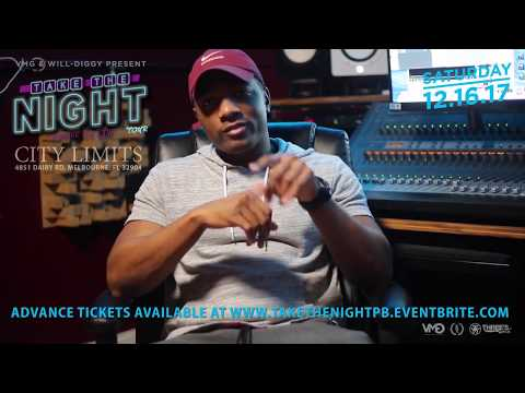 Ty Law - Take the Night Show (Melbourne, Florida)