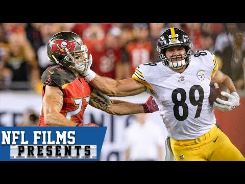 The Art of the Stiff Arm | NFL Films Presents