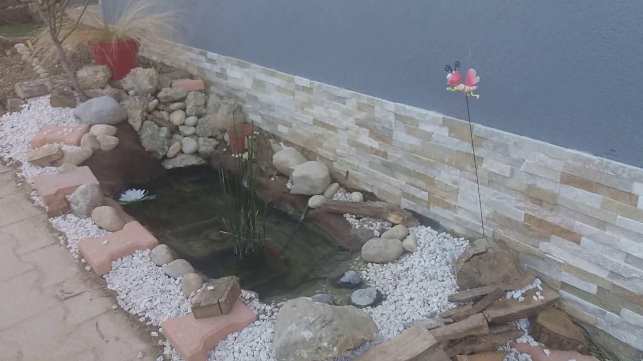 fabriquer une cascade solaire filtrante pour un bassin a partir d une fontaine solaire