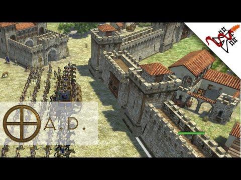 0 A.D. - 1vs1 Multiplayer Gameplay | Alpha 18 [1080p/HD]