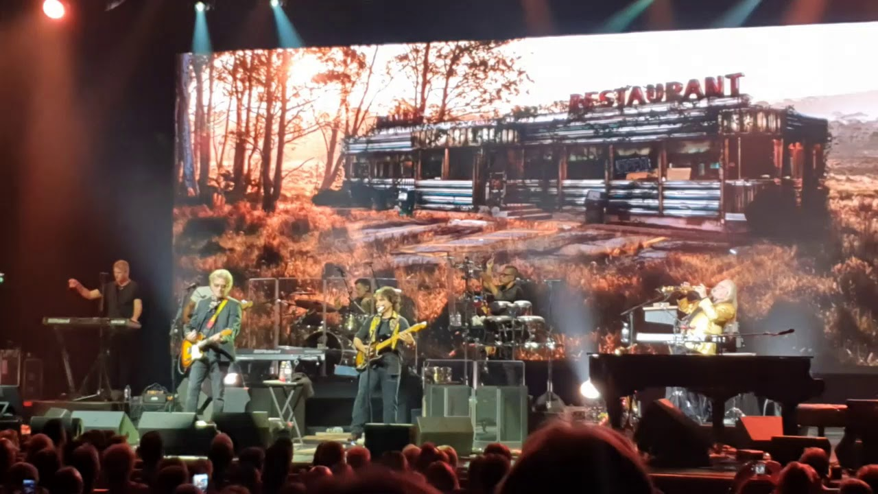 Hall Oates Paris Salle Pleyel July 2019 Youtube