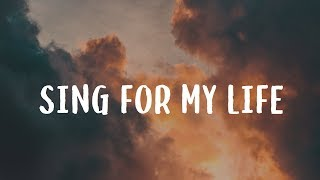 Sia - Sing For My Life (Lyrics) 🎵