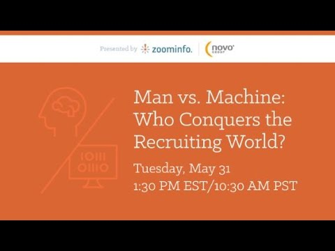Support Recruiting with Research & Sourcing - ZoomInfo Webinar
