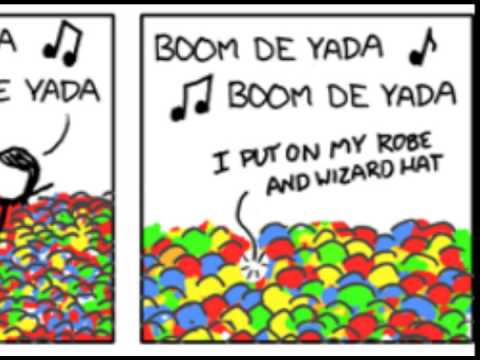 XKCD - Boom De Yada - Discovery Channel - A Cappella