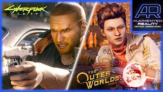 Podcast 156: Cyberpunk 2077 News; More Outer Worlds Games; Apex Legends Goes Whaling; No BL3 Preload