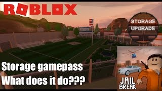 Roblox: JailBreak: lo scopo di gamepass il deposito