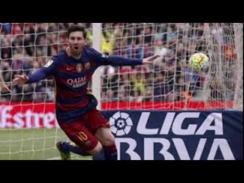 Lionel Messi enemy goalkeepers and lover nets