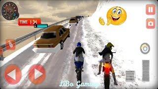 SuperBike Racer2019~Super motorbike racing game - Gameplay Android game!!!