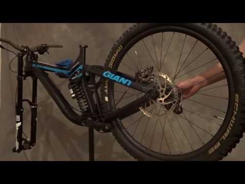 Giant Glory Bike Build