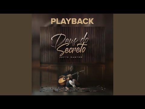 Deus Do Secreto (Playback)