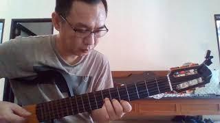 Sabda Alam - Ismail Marzuki - Fingerstyle Guitar