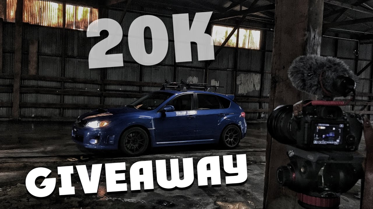 Free Stuff 20k Subscriber Giveaway