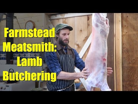 Farmstead Meatsmith: Lamb Butchering Class