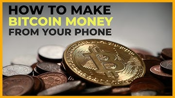 2 FREE Apps to Make $100 In FREE Bitcoin Money (I Made Over $120)
