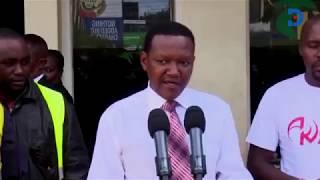 ''Stop Using Funerals for political gain'', Mutua tells leaders