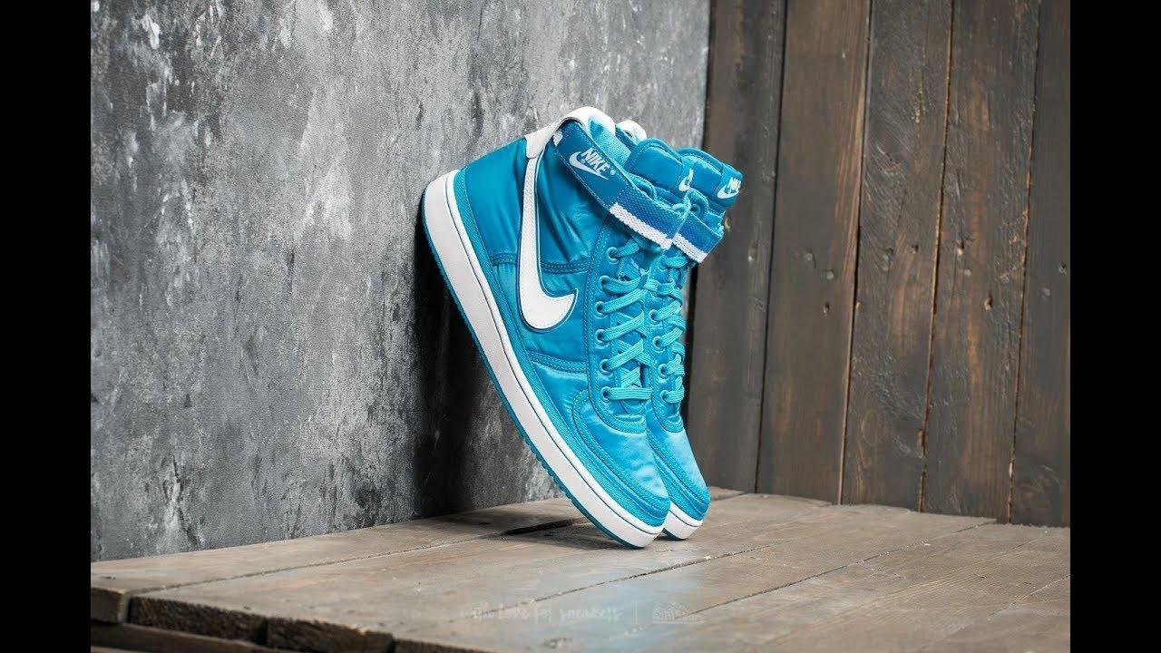 "Nike Vandal High Supreme ""Orbit Blue"