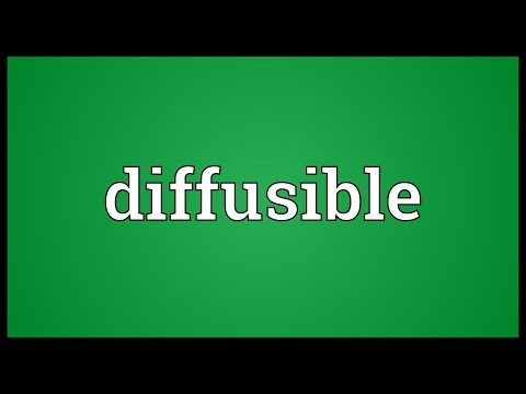 Header of diffusible