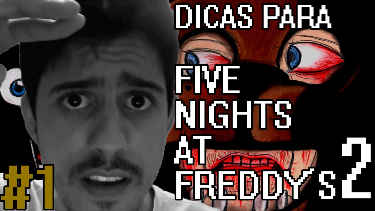 Five nights at freddy s 2 demo android - Five Nights At Freddy S 2 Dicas Para Passar Das Noites Facilmente 1 Youtube