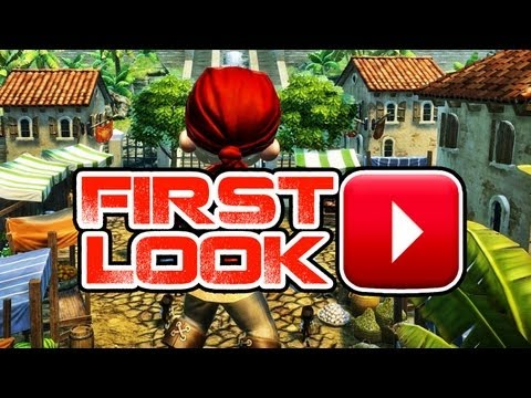 Gameglobe Gameplay - First Look HD