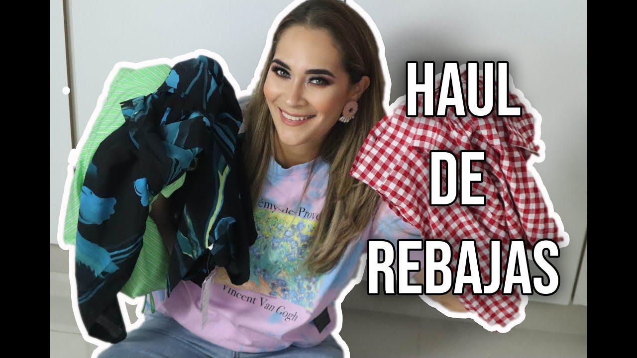 HAUL DE REBAJAS | ZARA  Y SAKS | CARLA CALVO