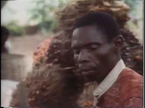 Oliver Jones in Africa