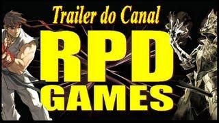 RPD GAMES, Oficial Trailer. Obrigado a Todos!