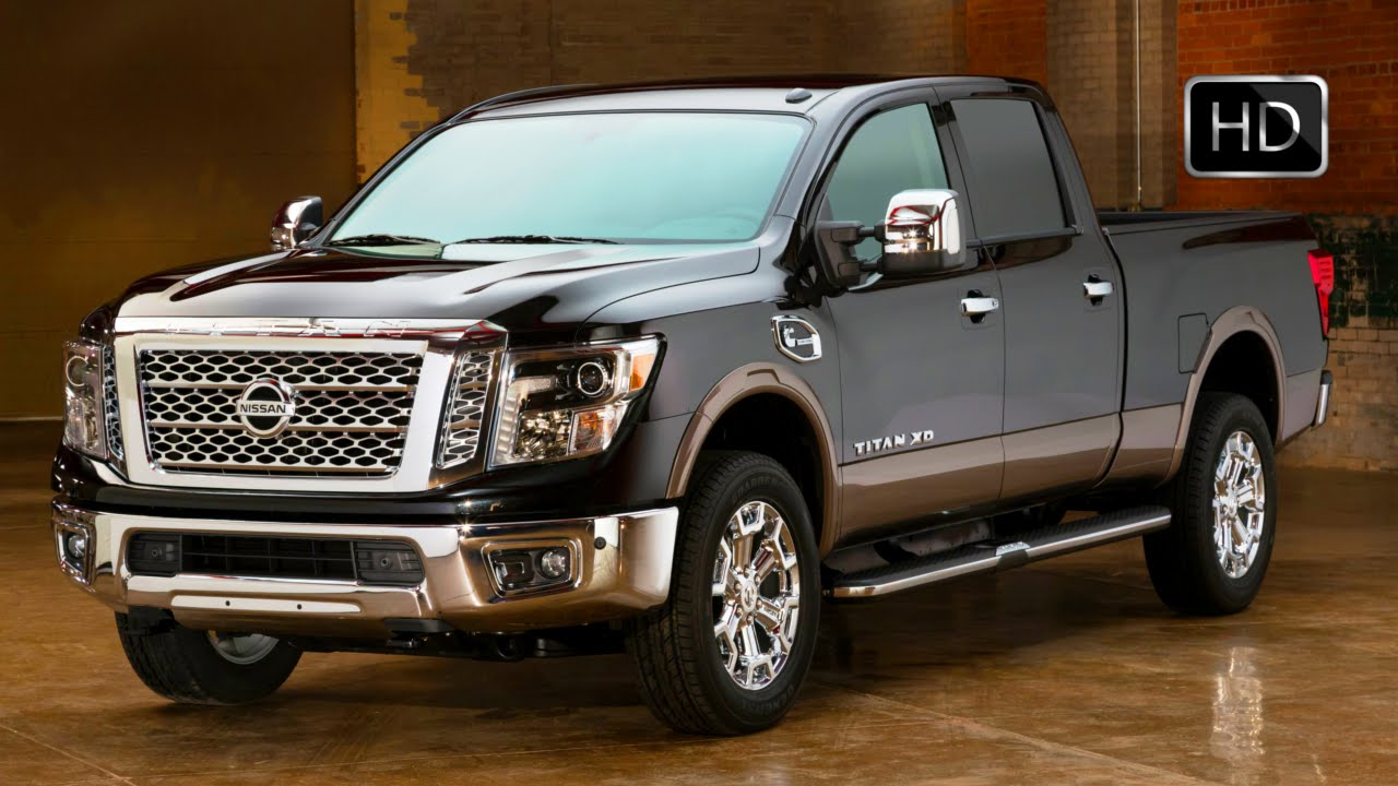 2016 Nissan An Xd Mins 5 0l V8 Turbo Sel Pickup Truck Design Hd You
