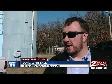 Pittsburg County officials say they're working toward quality drinking water