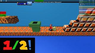 ROBLOX - Super Mario Bros. (1/2)