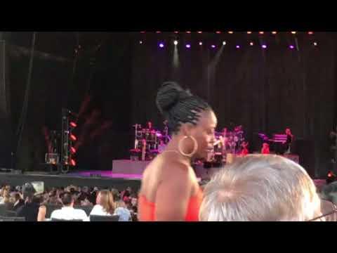 Yanni Concert on 4-28-18 in West Palm Beach, FL