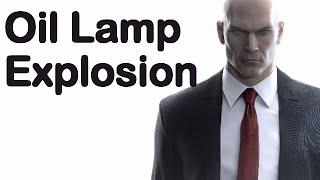 Hitman - Episode 3: Marrakesh - Oil Lamp Assassination (General Zaydan)