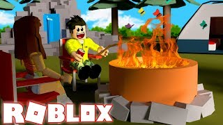 GREAT BLOXBURG UPDATE in ROBLOX * Camping, highway and much more *