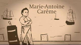 The Oxford Companion reveals all – Marie-Antoine Carême