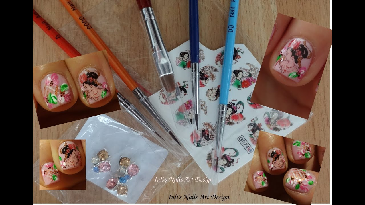 Bornprettystore Nail Art Decorations and tools First Impression ...