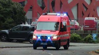 [Gasgeruch] BVA-U der Feuerwehr Köln FW 5
