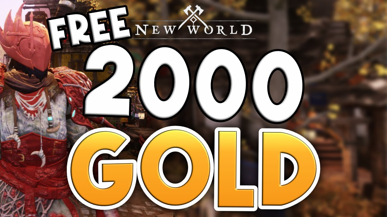 Download New World: FREE Gold For Homewners & New Gold Duping Bug Halts Server Transfers