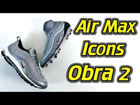 Nike Magista Obra 2 (Air Max Icons Pack) One Take Review +
