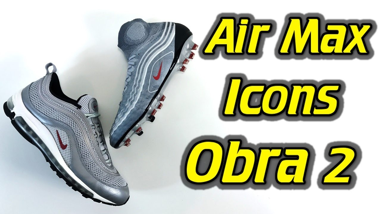 competitive price 1e2a2 edc05 Nike Magista Obra 2 (Air Max Icons Pack) - One Take Review + On Feet
