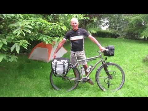Van Nicholas Deveron - Pinion & Titanium Touring Bicycle