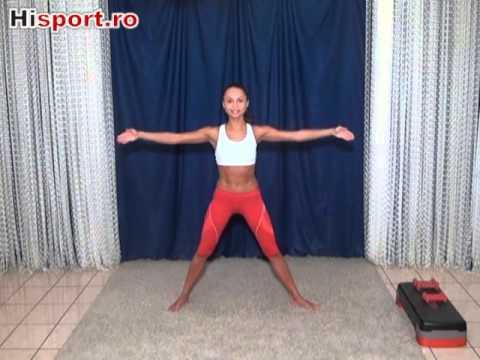 Mihaela Murgu - CBS aerobic workout ballet portdebras 111 SD